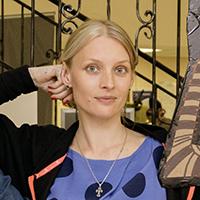 Полина Брамон дизайнер интерьера